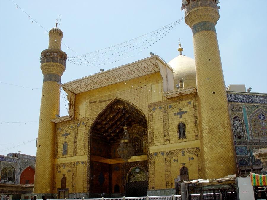 Roza Hazrat Ali Najaf